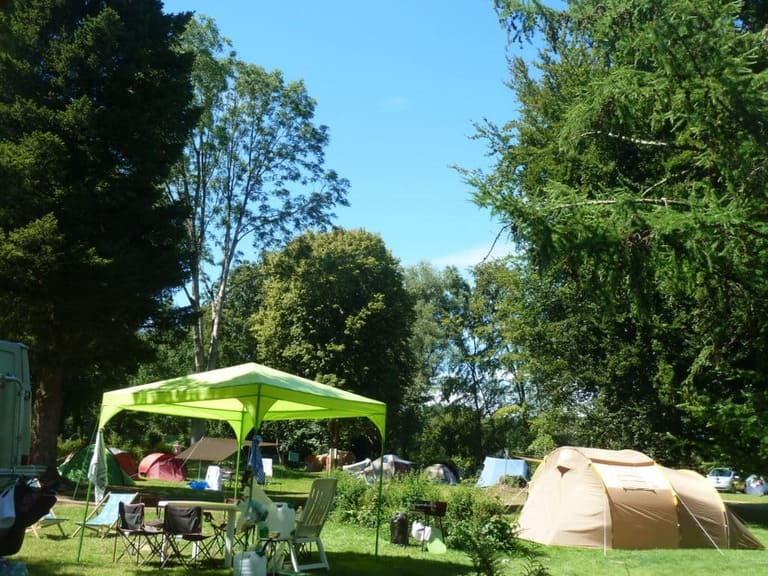 Camping familial